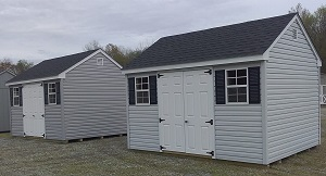 Great Prices on Amish Sheds!